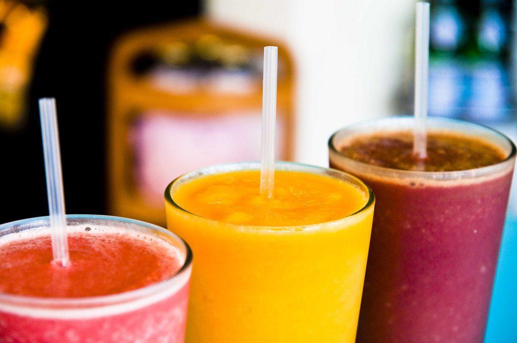 breakfast energy smoothie