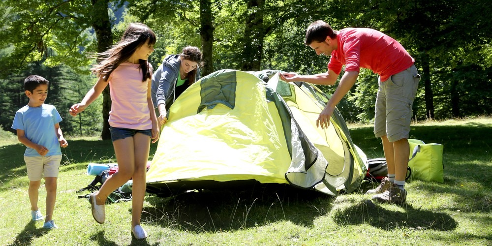 best family campgrounds