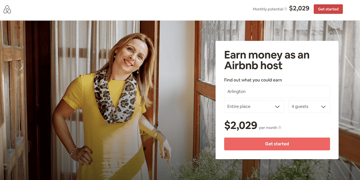 airbnb make money online fast