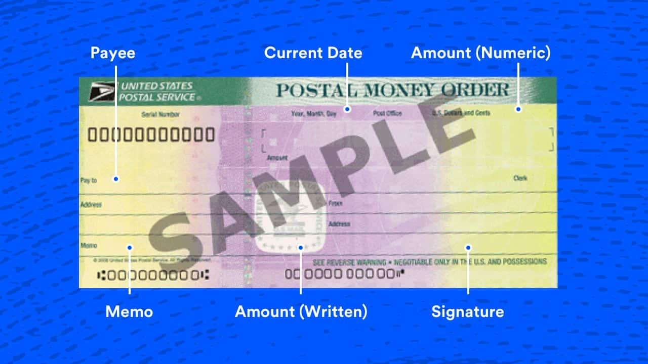 usps money order