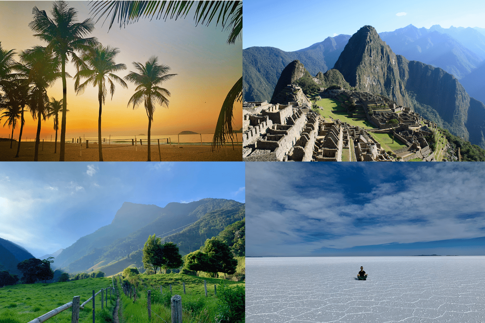 best countries to visit in south america