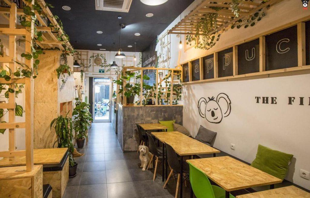 best coffee shops in barcelona