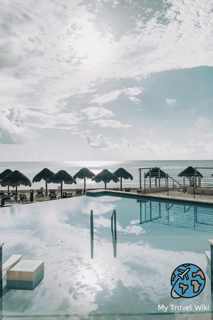 westin cancun pool