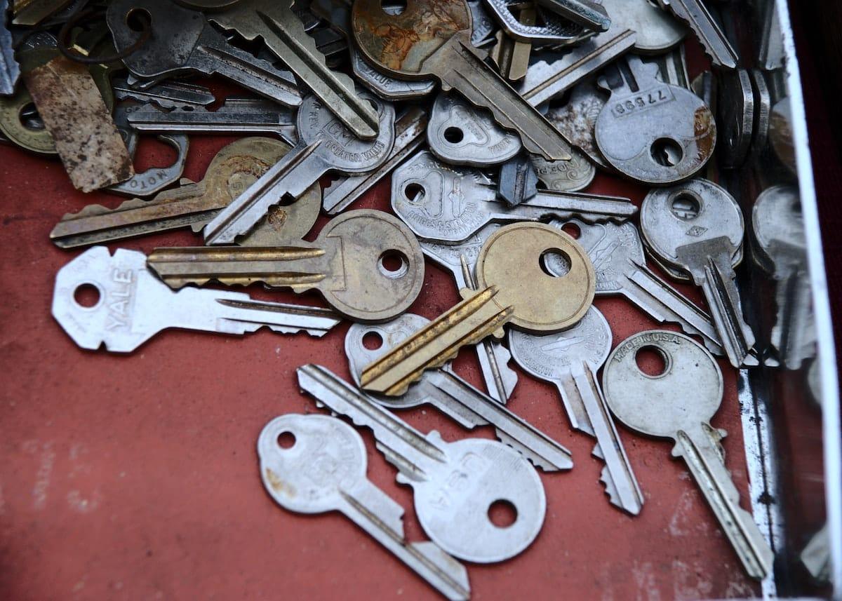 keys made near me