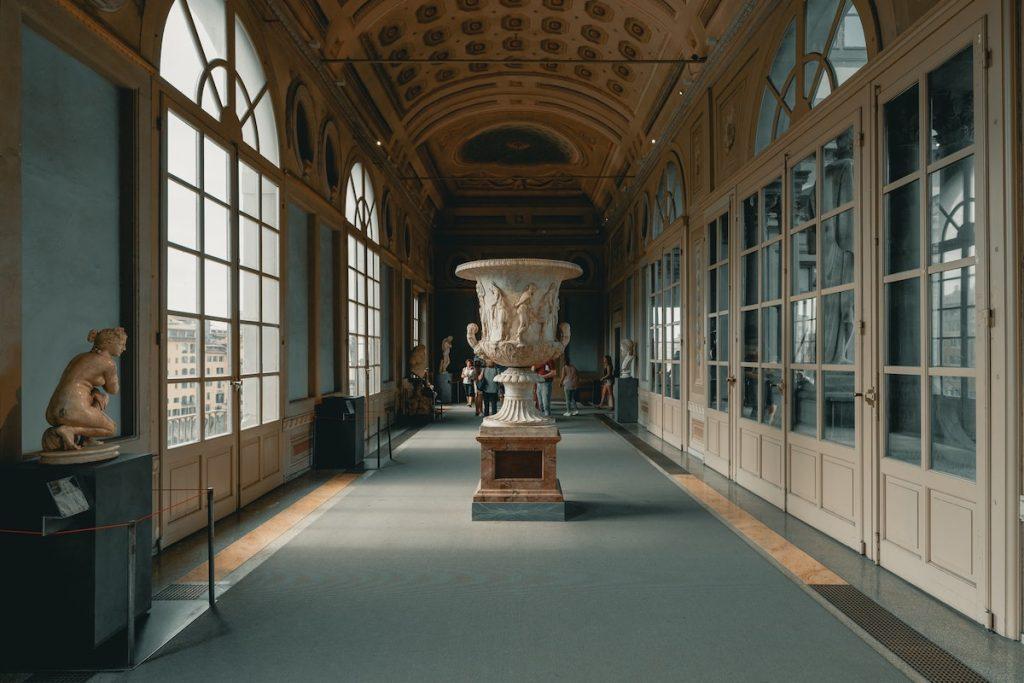 Florence-Uffizi Museum